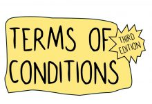 Terms of Conditions, webshop